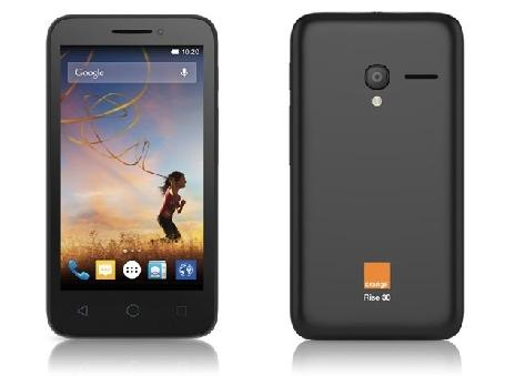 Orange dévoile un nouveau smartphone