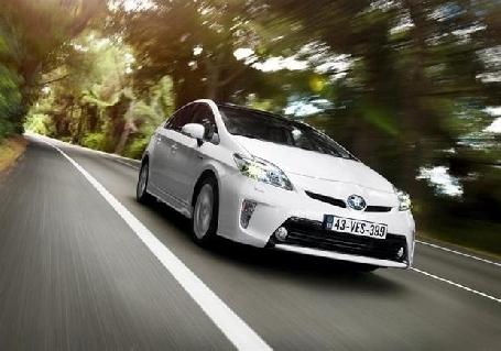 Toyota a vendu plus de 8 millions d'hybrides dans le monde depuis 1997