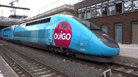 La SNCF annonce l'extension du réseau de son TGV low-cost