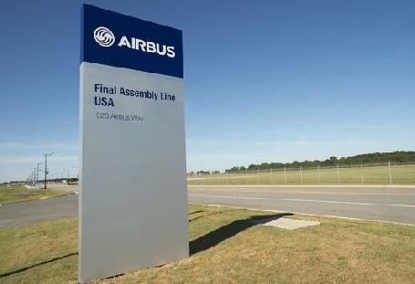 Airbus a ouvert sa première usine aux Etats-Unis