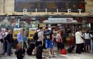 SNCF, prévenue des canicules