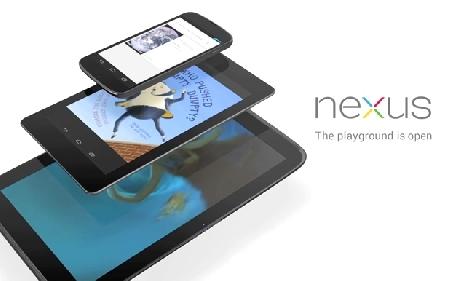 Lancement le 29 septembre de deux nouveaux smartphones Nexus