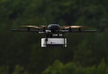 Un prototype de drone développé par une filiale de La Poste va survoler après autorisation le ciel varois
