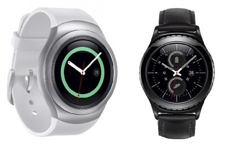 La montre Samsung Gear S2 bientôt disponible en France