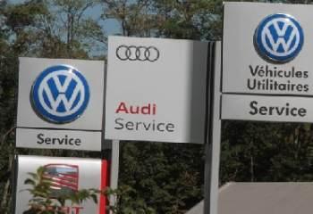 La filiale française du constructeur Volkswagen a lancé un site et un numéro vert pour informer ses clients