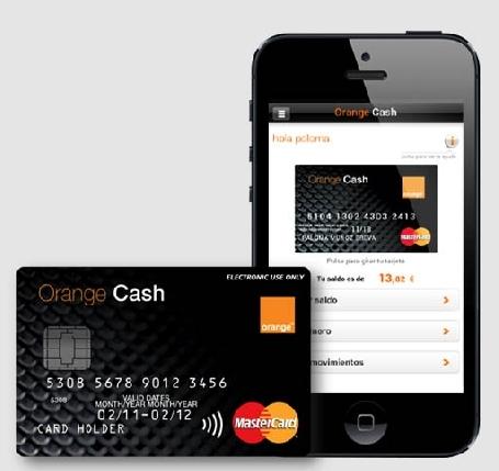 L'opérateur Orange lance son service de paiement par mobile