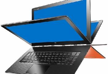 Lenovo présente le Yoga 900 rival direct du Microsoft Surface Book