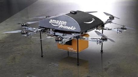 Wal-Mart veut tester des livraisons par drones tout comme Amazon