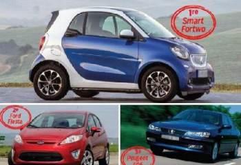 Les voitures de moyenne gamme sont les plus volées