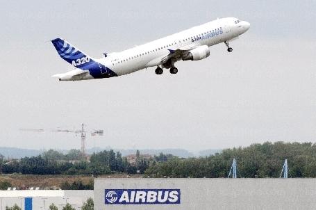 La Chine passe une commande de 100 Airbus