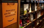 Amazon ouvre sa première librairie phy...