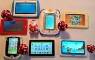 Sélection de 5 modèles de tablettes po...