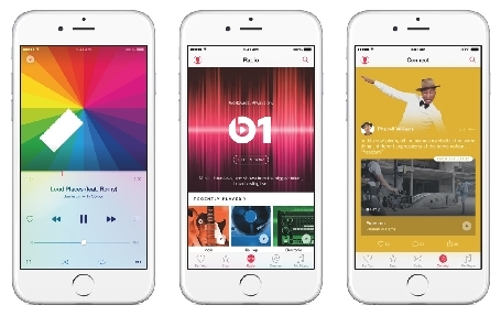 Le streaming musical d'Apple bientôt disponible sur les terminaux Android