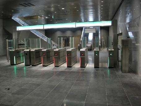 Les portiques de sécurité vont être testés prochainement dans une gare SNCF