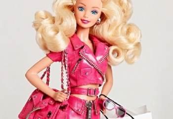 Les Barbie ne sont pas que pour les filles...