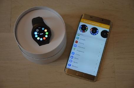Mise à jour pour la Samsung Gear S2