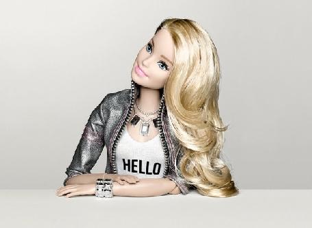 La nouvelle Barbie est désormais connectée