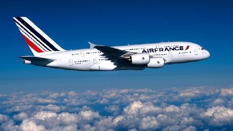 Fausse alerte sur un vol Air France