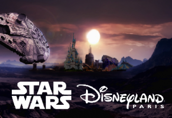 Grande soirée Star Wars à Disneyland Paris