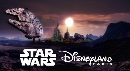 Grande soirée Star Wars à Disneyland Paris
