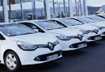 Fin d'année incroyable dans le secteur automobile français