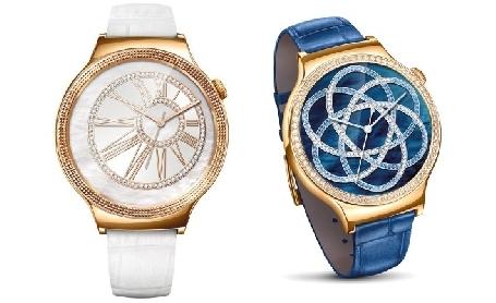 Samsung et Huawei présentent leurs nouveaux modèles de montres connectées