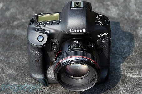 A l'occasion des prochains grands évênements sportifs, Canon modifie son appareil photo EOS-1D X