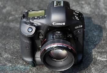 Canon modifie son appareil photo EOS-1D X