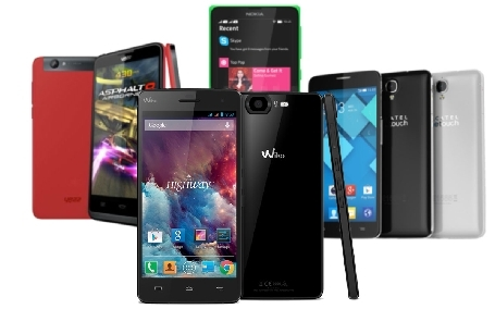 Voici les meilleurs smartphones à moins de 100 euros