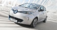Le groupe Renault rappelle près de 10 000 véhicules électrique Zoé