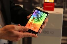 Lenovo lance son premier smartphone destiné au marché européen