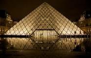 Rendez-vous au musée du Louvre à Paris...