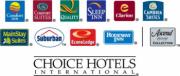 Choice Hotels France est un groupe hôtelier américain. Le groupe compte plus de 6100 hôtels dans le monde dont 130 en France.