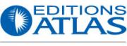 Renseignements et informations, contactez les Editions Atlas