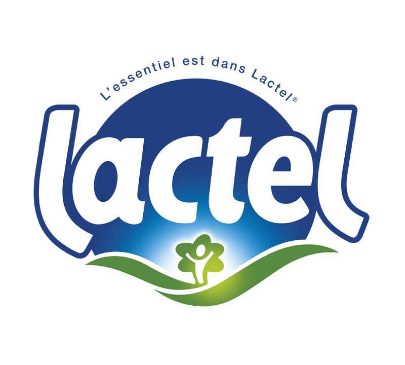 Télephone information entreprise  Lactel