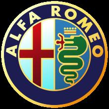 Télephone information entreprise  Alfa Romeo