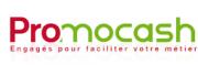 Promocash: les liens utiles, les informations sur l'entreprise, les accès aux FAQ, aux liens sur les réseaux sociaux et les services clientèles.