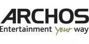 Téléphone Archos, entreprise d'électronique.
