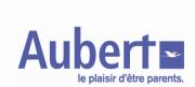 Téléphone de contact d'Aubert, service au client.