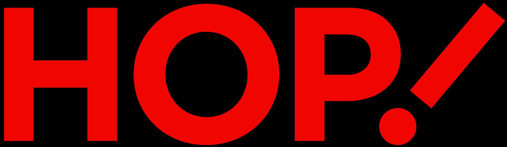 Télephone information entreprise  HOP!