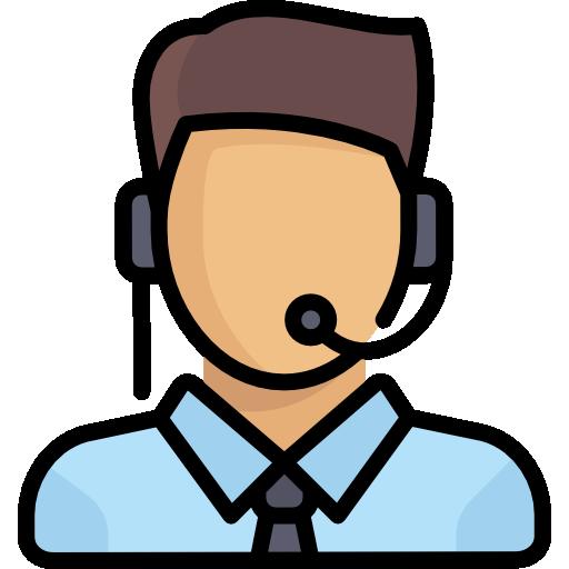 Approcher le service client Telephone-Service-Client