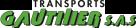 Telephone Transports Gauthier