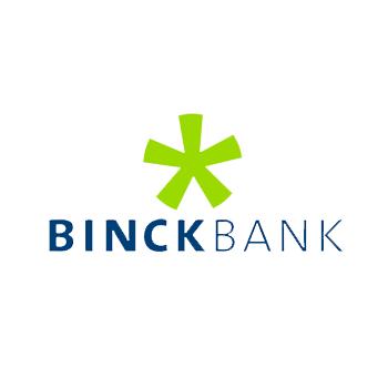 Télephone information entreprise  Binckbank