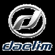 Appelez la société de moto Daelim