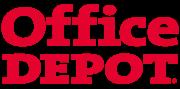 Nous vous aidons à appeler la page de vente en ligne pour les fournitures de bureau et la papeterie, Office Depot
