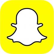 Vous pouvez communiquer par téléphone avec l'application Snapchat