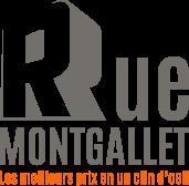 Vous pouvez appeler la société de vente d'équipement informatique Rue Montgallet