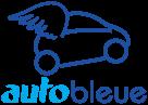 Telephone Auto Bleue