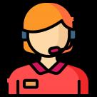 Telephone Service client par téléphone