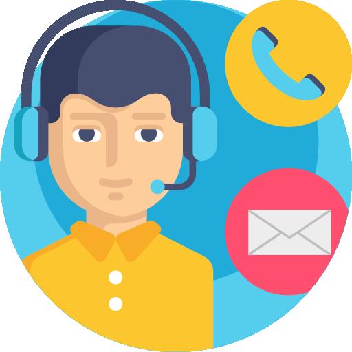 Contacter par email avec le service client